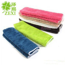 T2081 multi-function dish cloth non-stick oil rag color opp bag with oil-free dish towel