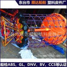 海油平臺吊籠DLJ-1立柱式12人HYL-12海洋石油載人吊籃船級社認證