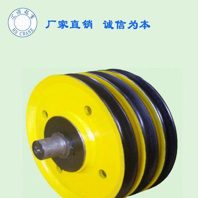 厂家货源 批发定制 起重机配件 起重机滑轮组 滑轮片  滑轮组