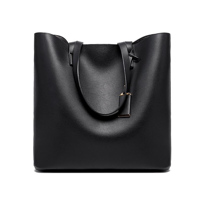 厂家直销女士子母包包2020新款时尚女包欧美新款pu单肩包女