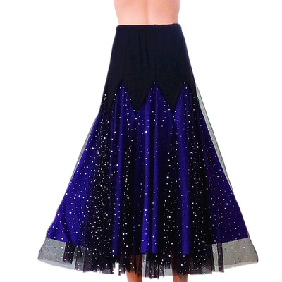 Ballroom dance skirts for women Square dance modern dance skirt national standard dance ballroom dance waltz skirts