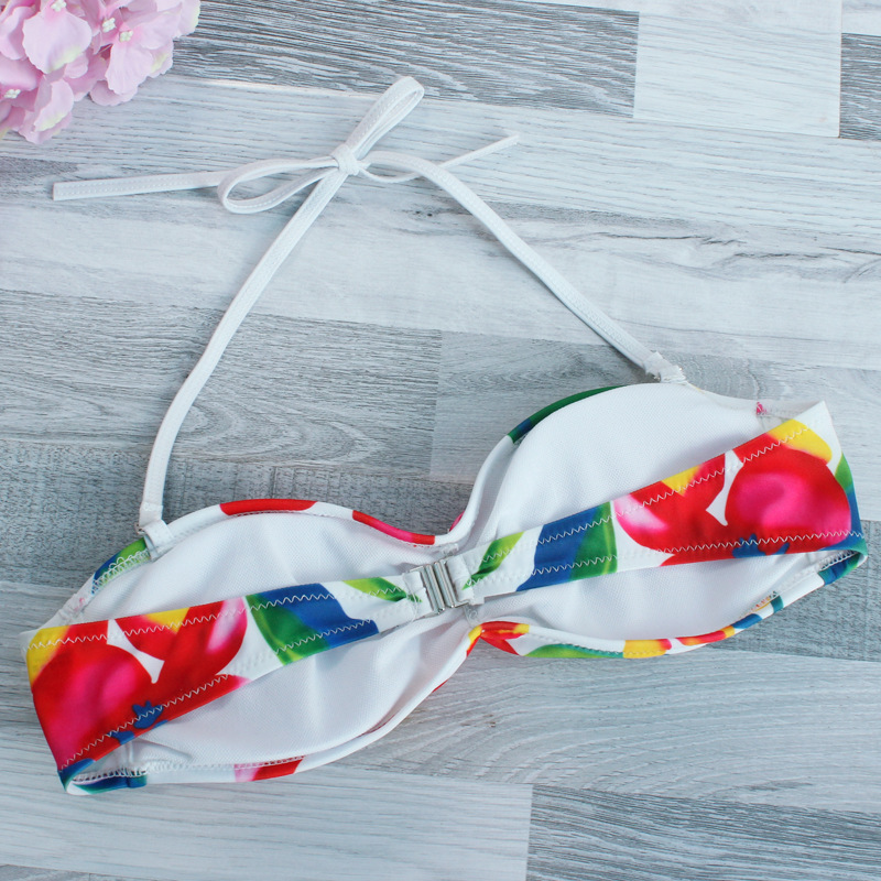 Polyester FashionBikini(Picture color -S) NHHL0465-Picture-color-S