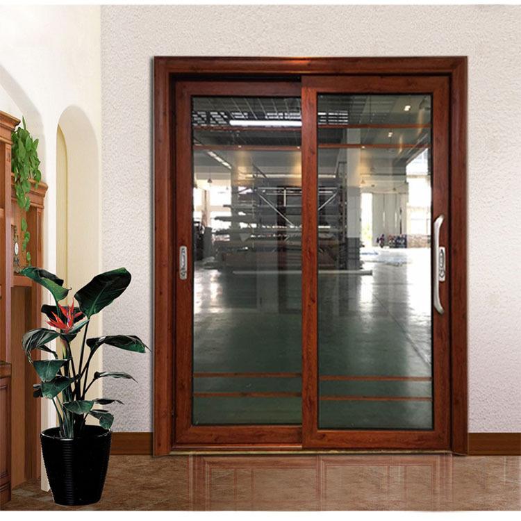 定制鋁合金玻璃推拉門鈦鎂合金隔斷門衛生間靜音移門廚房吊軌門廠