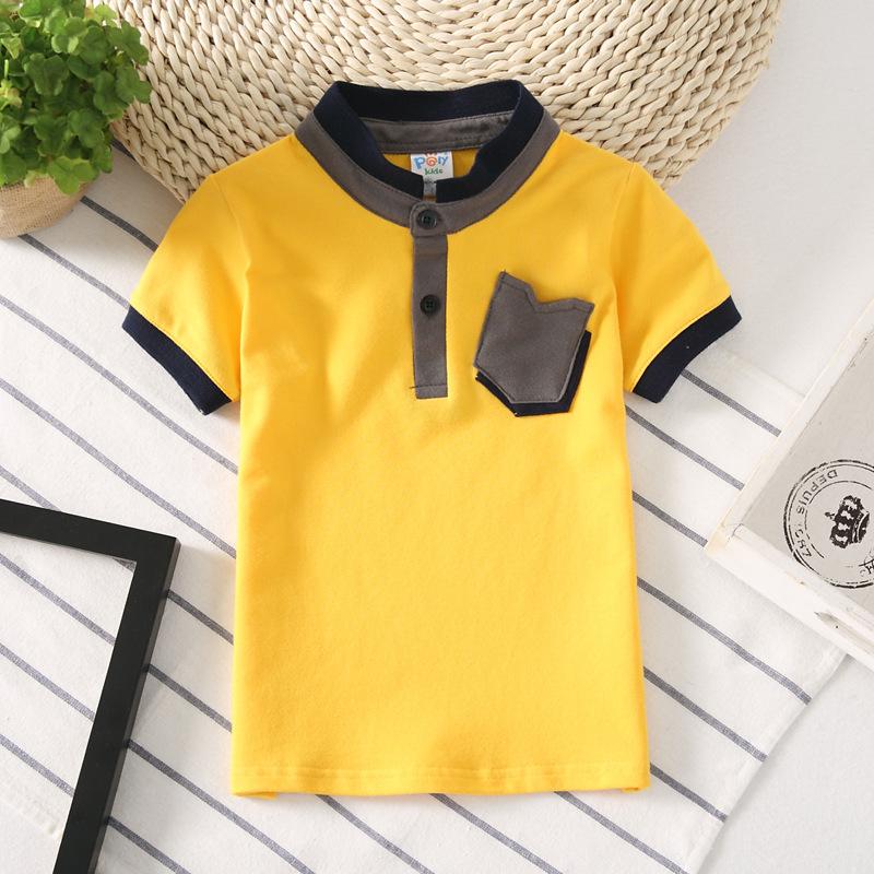2021 kids shirt children clothing boy tops baby wear 童装t恤