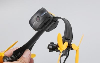 Chengxing CX-70 WiFi thời gian thực truyền xách tay loại đồng hồ bat bay không người lái bốn trục trên không xe