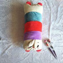 創意抱枕公仔長條毛絨卡通枕頭可愛女生懶人創意成人公主睡覺枕頭