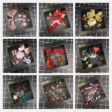韩版礼盒儿童发饰套装宝宝蝴蝶结发夹头饰女孩六一礼物发夹套装