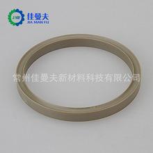 专业生产高压超高压液压油缸用peek活塞环 聚酰亚胺导向环