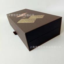 新款时尚高档精装礼品盒 长方形包装盒卡通可爱蝴蝶结纸盒定制