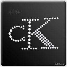 厂家直供烫钻烫图加工服装辅料图案设计工厂定制字母烫图diy配件