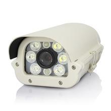 供应200百万高清白光灯网络摄像头1080P日夜全彩数字监控摄像机