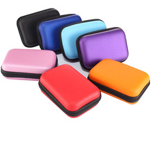 廠家直銷耳機收納盒eva收納包數據線耳機包裝數碼相機收納包