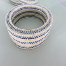 加工盤根環 進口F4編織盤根ptfe盤根密封墊圈