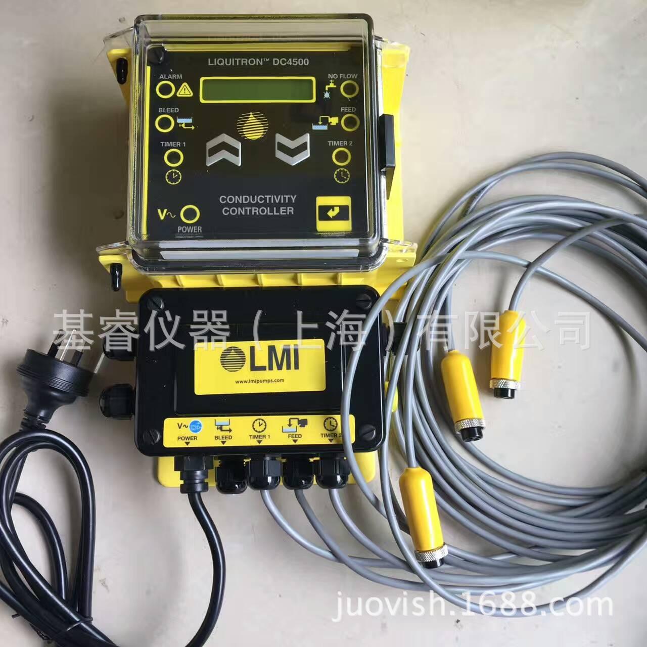 美国Milton Roy米顿罗DC400电导仪DP5000控制器DC4500-262A-0