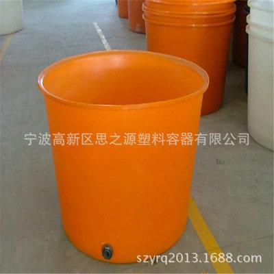 长期供应 鱼苗养殖桶  敞口塑料圆桶 规格齐全