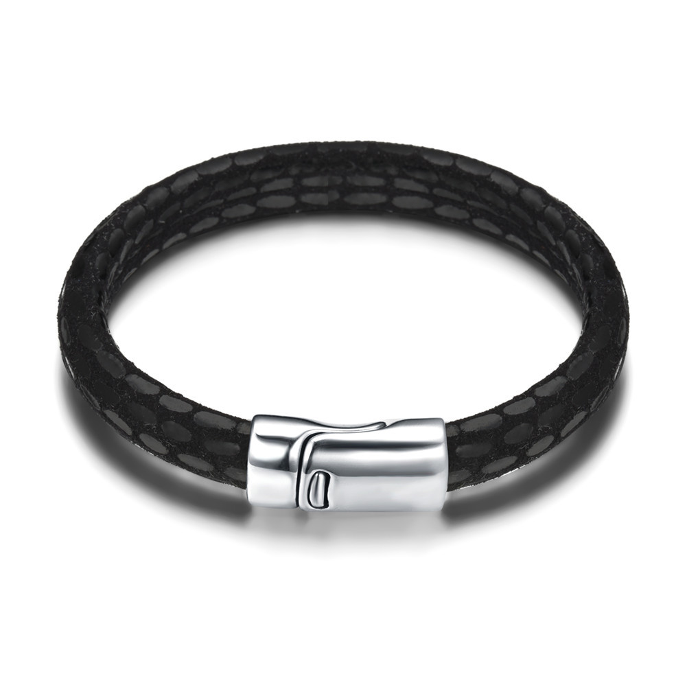 Simple otherBracelet (black)NHIM0622-black