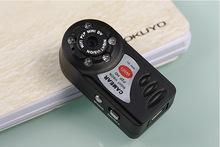 網絡迷你攝像頭Q7 無線攝像頭 攝像機 wifi 紅外夜視 迷你攝像頭