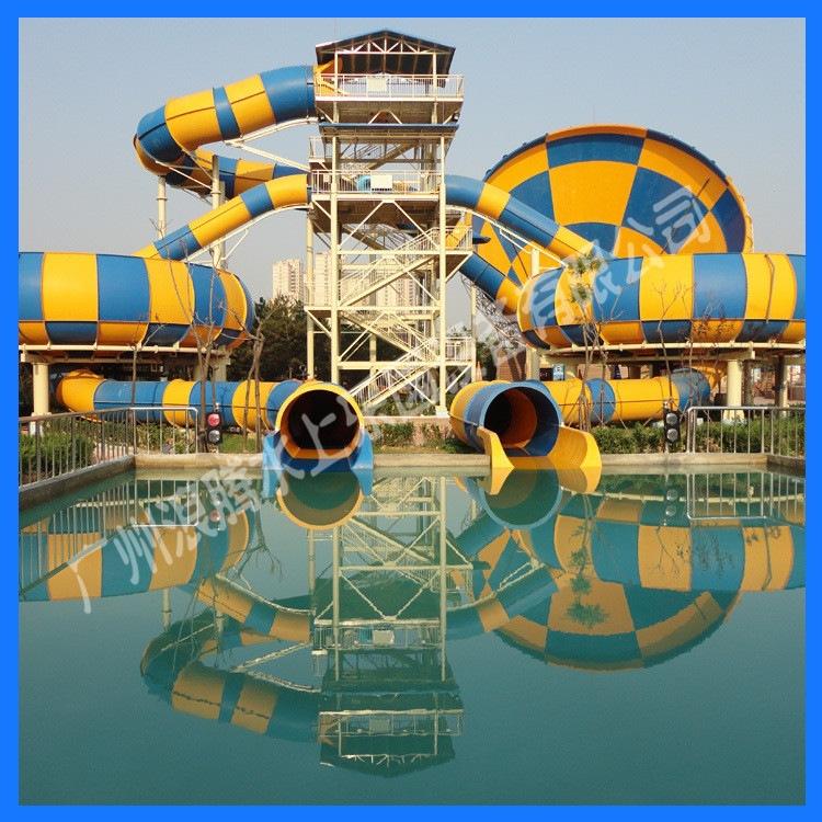 大型水上乐园水上滑梯_太空盆滑梯_水上游乐设备_水滑梯生产厂家