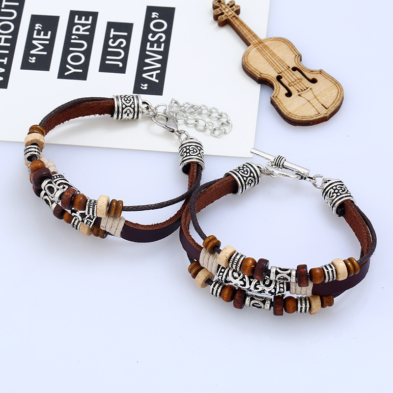 Occident and the United States CortexBracelet (The word buckle B section)NHNPK0902-The word buckle B section