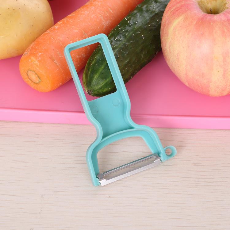 创意刀 多功能削皮器 刨刨刀 通不锈钢刀片刨日用百货厨房工具刨