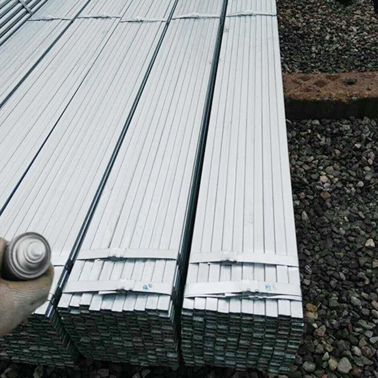 小口径镀锌带方管无锡镀锌带方管无锡热镀锌带小口径方管厂家