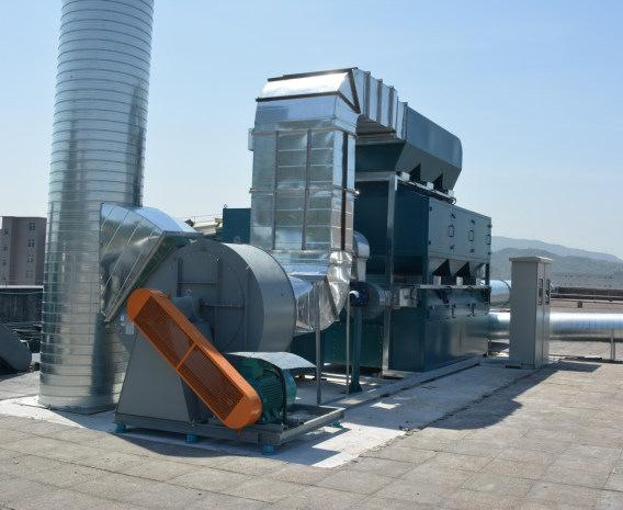 RCO催化燃烧设备,催化燃烧装置