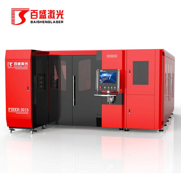 3015-3000W光纤激光切割机