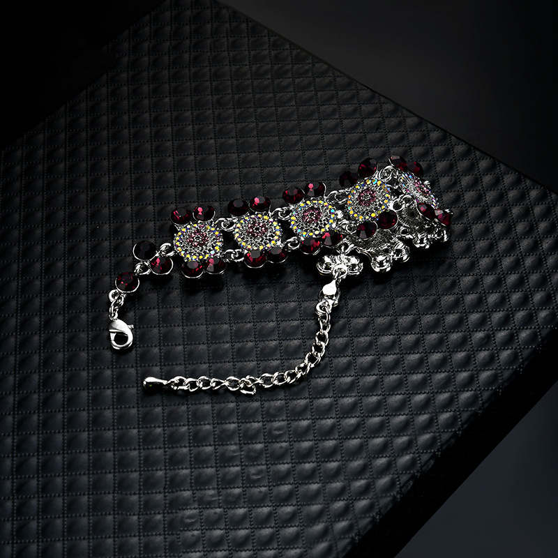 Occident and the United States alloy Diamond Bracelet (61176291)NHLP0825-61176291