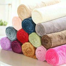 厂家直销法兰绒毛毯印花素色法莱绒小毛毯儿童毯宠物毯子批发特价