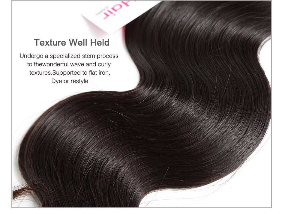 Cheap and high quality brazilian remy hair body wave