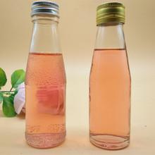 批发铝盖?#35813;?00毫升饮料瓶  果汁瓶 燕窝瓶 小酒瓶