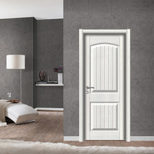 韩式生态室内套装门 实木?#37202;?#38376; 强化实木复合门加工定制