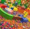 互动投影淘气堡儿童乐园 大型室内儿童乐园智勇大闯关设备