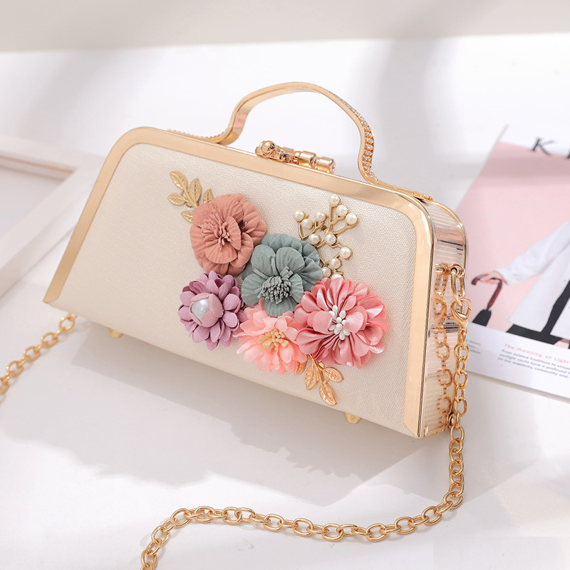 2021 small square bag new summer atmosph...