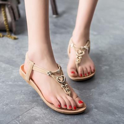 Sandal nữ thời trang, thiết kế độc đáo, phong cách đơn giản