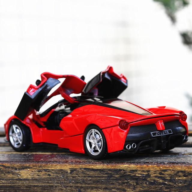 (Đóng hộp) Mô hình xe hơi Jiaye Đồ chơi xe thể thao Rafa Mô hình Raphael siêu rẻ giá rẻ chợ đêm Mẫu xe