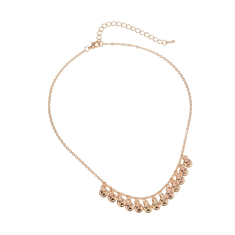 other coppernecklace (Gold)NHYT0268-Gold