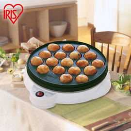 Alice IRIS household octopus burning machine octopus balls iron plate barbecue plate does not stick