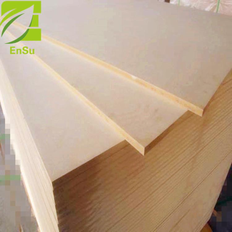 低价批发15mm密度纤维板 中纤板