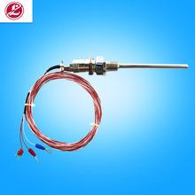 非标定制温度传感器 简易式温度探头 高精度热电偶 铠装热电偶