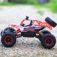 1:12兒童玩具車模超大充電遙控越野大腳攀爬車 遙控車攀岩模型