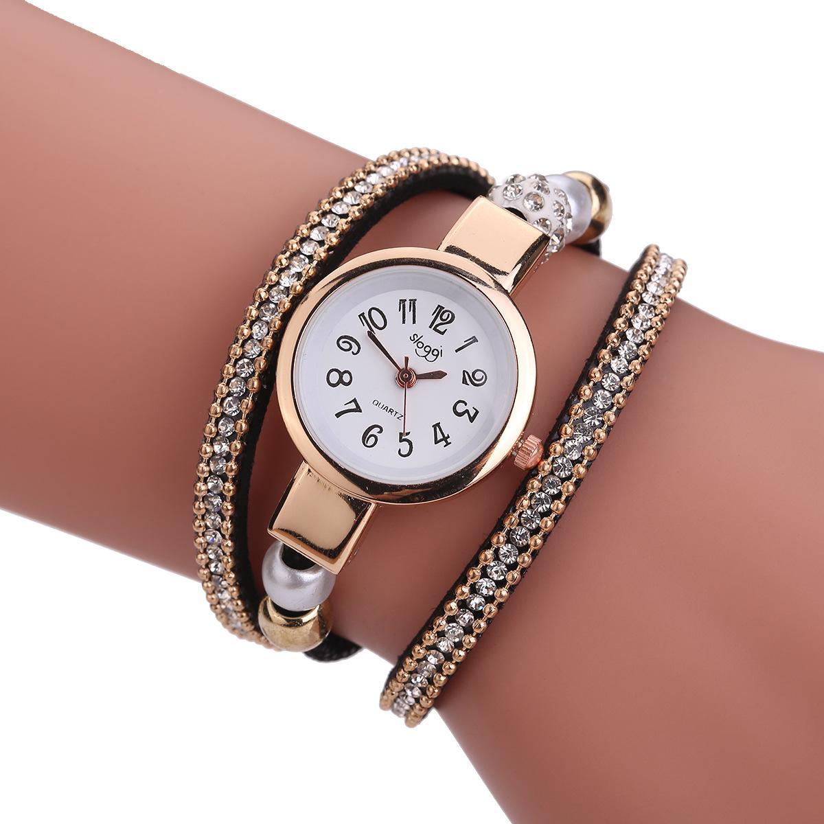 fashion Ladies watch (Pink)NHHK0887-Pink