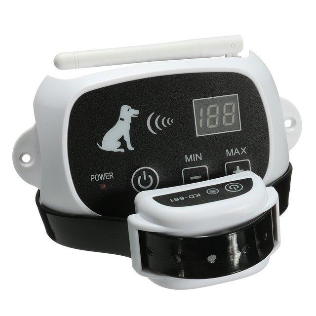 新款宠物无线电子围栏 宠物训练器 止吠器