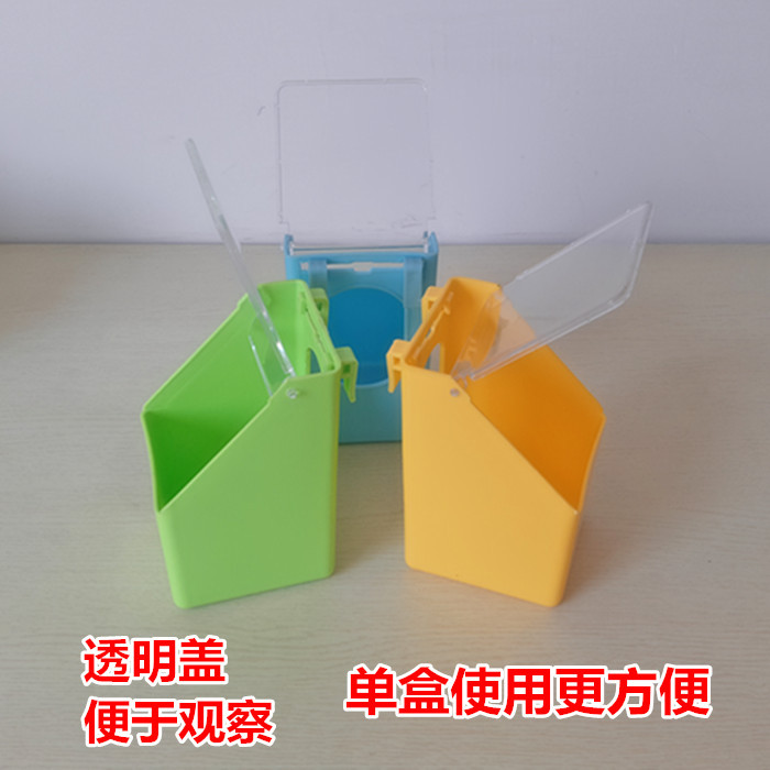 Single hole hanging box main picture 2