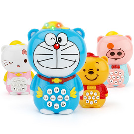 selling Best selling Mini Cartoon Infant Puzzle Early Learning Machine Intelligent Learning Story Machine Children's Toys