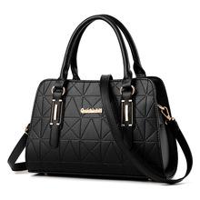 2020款PU单肩包OL通勤包 女包批发时尚女士手提包一件代发