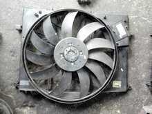 奔驰220 S328 S300 S320 S350 S500 S600汽车电子扇 冷却风扇