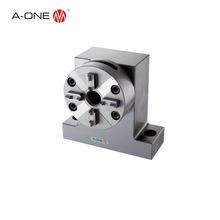 深圳精鉆CNC數控機械專用氣動單中心卡盤底板 精密氣動卡盤批發
