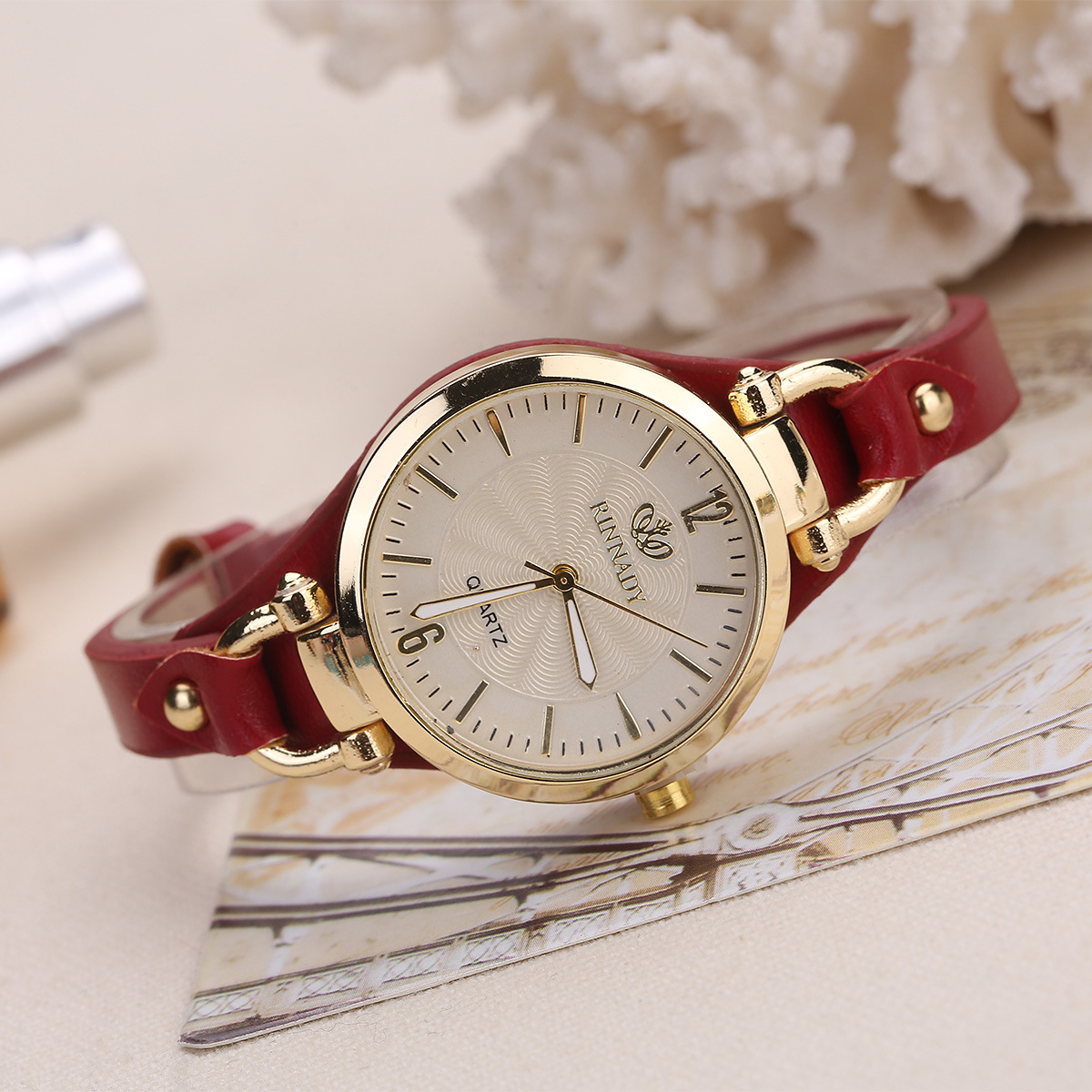 fashion Watch (brown)NHHK0750-brown