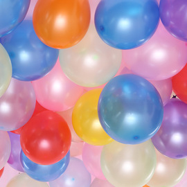 Wedding supplies balloons wedding room decoration arches balloons 100 1.5 grams 10 inch thick pearlescent round balloons